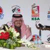 سلطان الفيصل يهنئ الرئيس العام بإنجازات رياضة السيارات