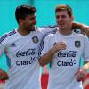 أغويرو يسعى لاقناع ميسي بخيانة برشلونة
