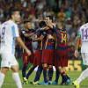 تشكيلة برشلونة المتوقعة أمام ملقا