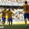 ميسي يقود برشلونة لفوز صعب على ملقا