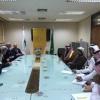 وزير التعليم الدولي والسياحة في استراليا يزور الاتحاد العربي السعودي لكرة القدم