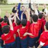 انطلاق أولى تدريبات مدرسة برشلونة في الرياض