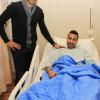 لاعب الفتح نوح الموسى يجري جراحية ناجحة