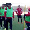 الرياض ينهي إعداده لمواجهة الوطني بتدريبات ترفيهية