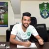 بالصور : الاهلي يوقع مع لاعب الاتحاد ماجد كنبه كلاعب هاوي
