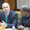 لجنة الفئات السنية بنادي الاتفاق تجتمع بالأولمبي لتذليل العقبات قبل التصفيات