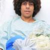 لاعب الفتح عادل دنه يجري جراحية ناجحة