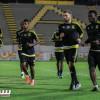 بيتوركا يناقش لاعبي الاتحاد في الأخطاء قبل الاستعداد للكلاسيكو