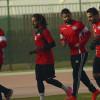 الرياض يواصل تدريباته بقيادة الشابي