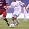 """بالفيديو :""""كلاسيكو الاساطير"""" يحسم بتفوق برشلونة بثلاثية على ريال مدريد"""