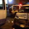 حافلة الرياض تتعرض لحادث مروري .. والبعثة سالمة