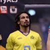 القائد للجماهير : أتركوا حسين واللاعبين وادعموا النصر فقط , ولن أعتزل