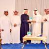 الجيل يقدم عضويته الشرفية للشيخ راكان المكراد