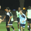 مناورة تكتيكية تجهز لاعبي الوحدة لمواجهة النصر