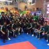 أخضر الكاراتيه يتوج بأربع ميداليات ملونة بمشاركة 400 لاعب