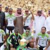 الفتح يتوج بدرع الاتحاد السعودي للدراجات