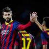 بيكي:يمكنني التضحية بقدمي إذا رحل نيمار لريال مدريد