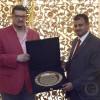 سفير المملكة باوزبكستان يحتفي بالامير فيصل بن تركي والنصر ينهي استعداداته لمباراة الغد