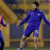 بالصور : النصر يفتح صفحة الإعداد للفيصلي بإجتماع كانيدا مع اللاعبين