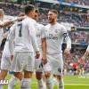هاتريك الدون يقود ريال مدريد لتجاوز فولفسبورغ الالماني بثلاثية نظيفة
