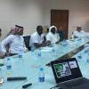 اللجنة الفنية تعقد إجتماعا بأندية الرياض