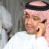 البلوي يبارك لمسعود رئاسة نادي الإتحاد