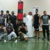 افتتاح مركز تدريب الملاكمة في مكة المكرمة