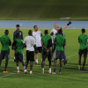 لاعبو الأخضر ينتظمون في المعسكر بعد الراحة والبعثة تغادر الأحد الى أبو ظبي