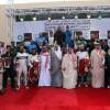 أمير الرياض يرعى ختام مهرجان السباقات السعودي على حلبة الريم