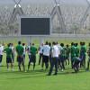المنتخب يستأنف تدريباته استعداداً لمواجهته القادمة أمام الإمارات