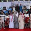 أمير الرياض يرعى ختام مهرجان السباقات السعودي بالريم
