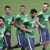 بالصور : مران لياقي وتكتيكي في ختام تحضيرات الأخضر لمواجهة الإمارات