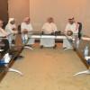 إجتماع إداري في نادي الهلال للترتيبات المتعلقة بلقاء الجزيرة