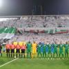 صور من لقاء المنتخبين السعودي و الإماراتي