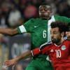 مصر تتغلب على نيجيريا بهدف رمضان صبحي