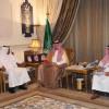 الرئيس العام يستقبل عدداً من مجالس إدارات الأندية