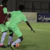مناورة تجهز لاعبي الشعلة للقاء الرياض