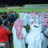 وكيل محافظة الرس يزور نادي الحزم ويشحذ همم اللاعبين في ما تبقى من منافسات دوري الاولى