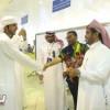 بعثة الجزيرة الاماراتي تصل الى الرياض لملاقاة الهلال