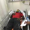 إصابة الكاميروني ارنيست في الحادث المروري تنهي موسمه مع الوحدة
