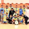 شباب الجيل أبطال المملكه لكرة اليد