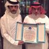 الشيخ نزار الغنام ينضم لأعضاء شرف الشعلة