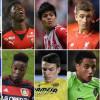 10 مراهقين ضمن أحلام برشلونة