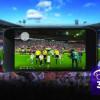 تضعك في قلب المباراة مع تقنية الفيديو بزاوية 360 beIN