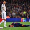 اجتماع سري بين ريال مدريد ووالد نيمار