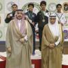 عبدالحكيم بن مساعد يتوج الهلال والاتحاد كأبطال لبطولة السعودية المفتوحة 41 للكاراتيه