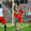بالصور : مران تكتيكي مكثف للاعبي الرائد إستعداداً للأهلي