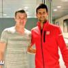 نوفاك يجد الرد من لاعب ريال مدريد