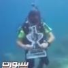 فيديو.. حتى الأسماك تحتفل بفوز الأهلي بدوري جميل