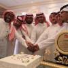 عضو شرف النادي موسى الموسى يقيم احتفالية للمجزل ويدعمه
